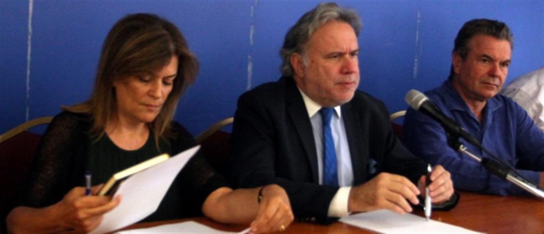 Κατρούγκαλος: Στόχος να επιδοτήσουμε την απασχόληση και όχι παθητικά την ανεργία