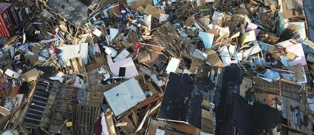 Μπαχάμες: 2.500 αγνοούμενοι μετά το πέρασμα του κυκλώνα Ντόριαν