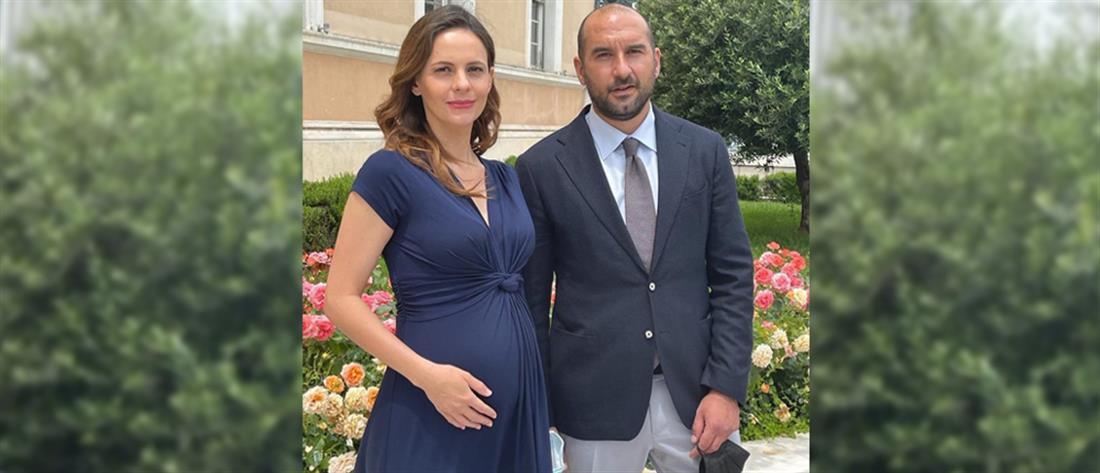 Έφη Αχτσιόγλου – Δημήτρης Τζανακόπουλος: Έγιναν γονείς