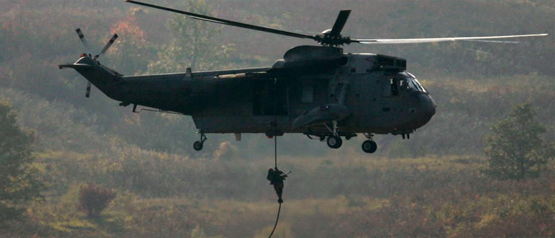 Συντριβή στρατιωτικού ελικοπτέρου στην Αδριατική | Κόσμος | ANT1 News