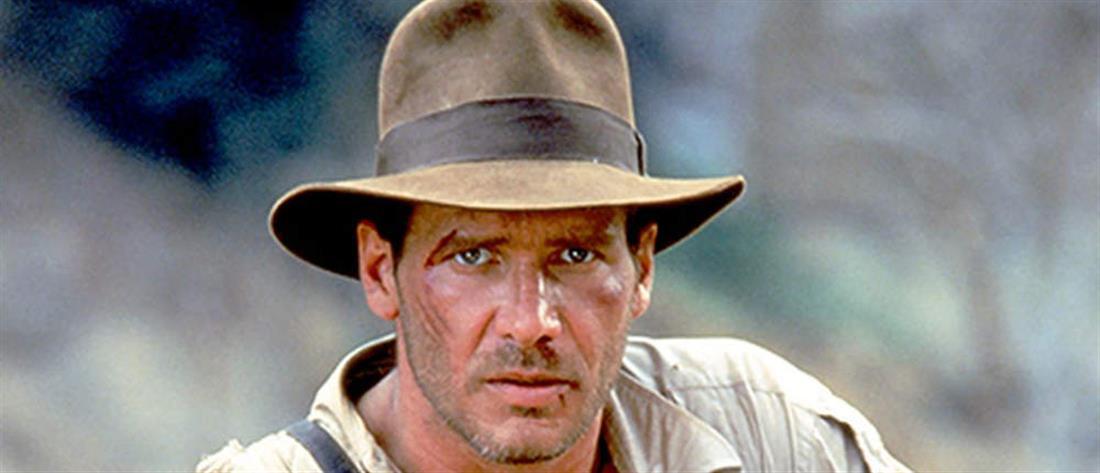 """""""Μυθικό"""" ποσό σε δημοπρασία για το καπέλο του Ιντιάνα Τζόουνς"""