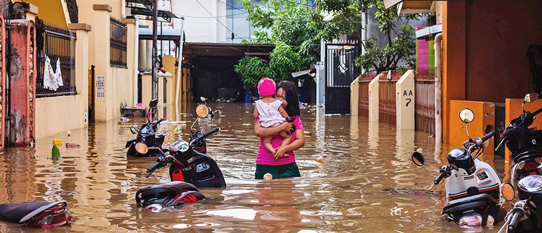 Φονικές βροχές στην Ινδονησία