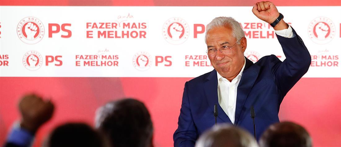 Πορτογαλία: Καθαρή νίκη για τον Αντόνιο Κόστα
