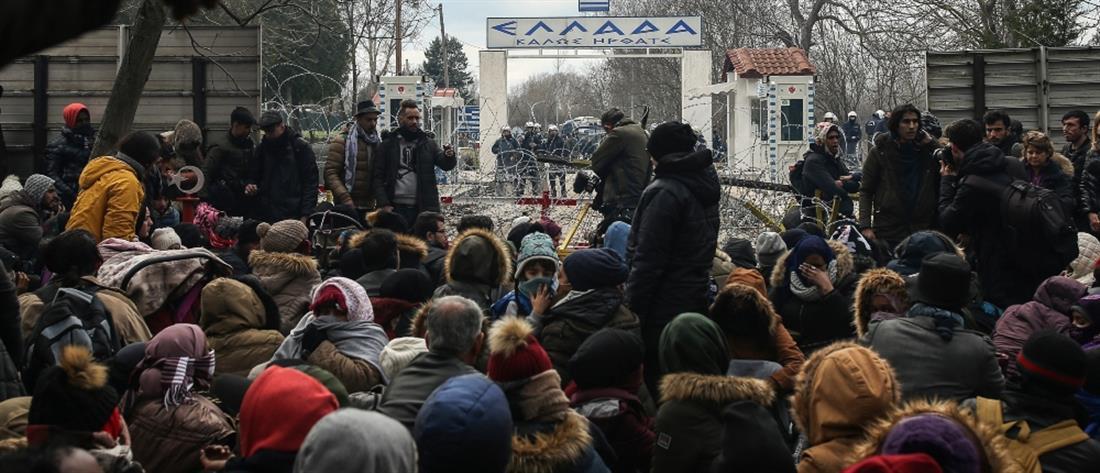 Τσαβούσογλου: νέο προσφυγικό κύμα προς την Ελλάδα μετά την πανδημία