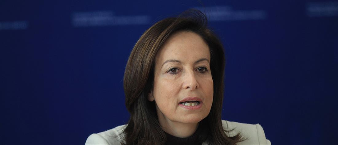 Άννα Διαμαντοπούλου: Στον τελικό γύρο για την ηγεσία του ΟΟΣΑ