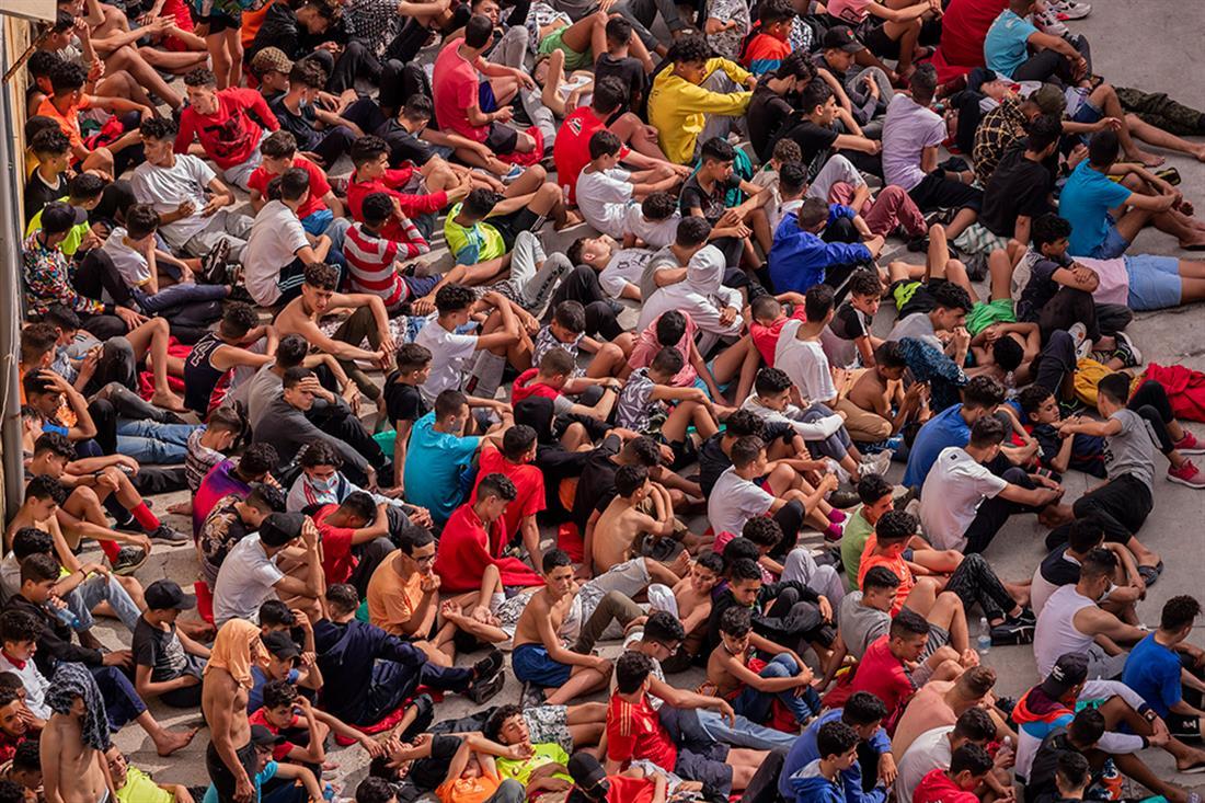 Ασυνόδευτοι ανήλικοι - Ισπανία