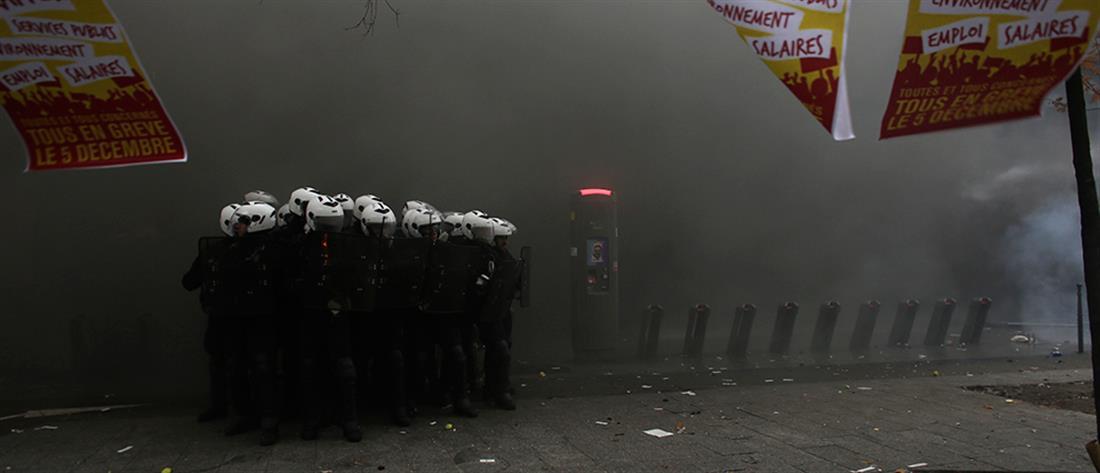 AP - Παρίσι - Απεργία