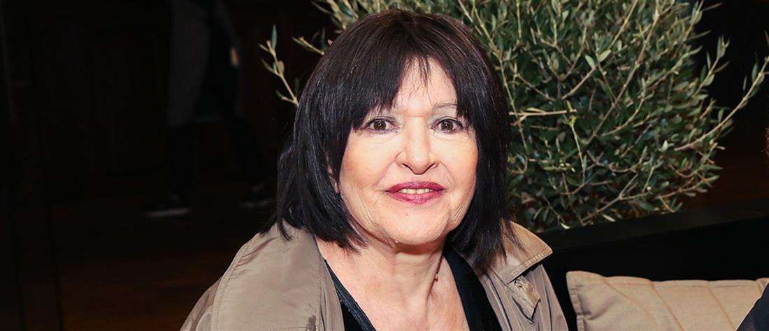 Μάρθα Καραγιάννη: Πήρε εξιτήριο από το νοσοκομείο