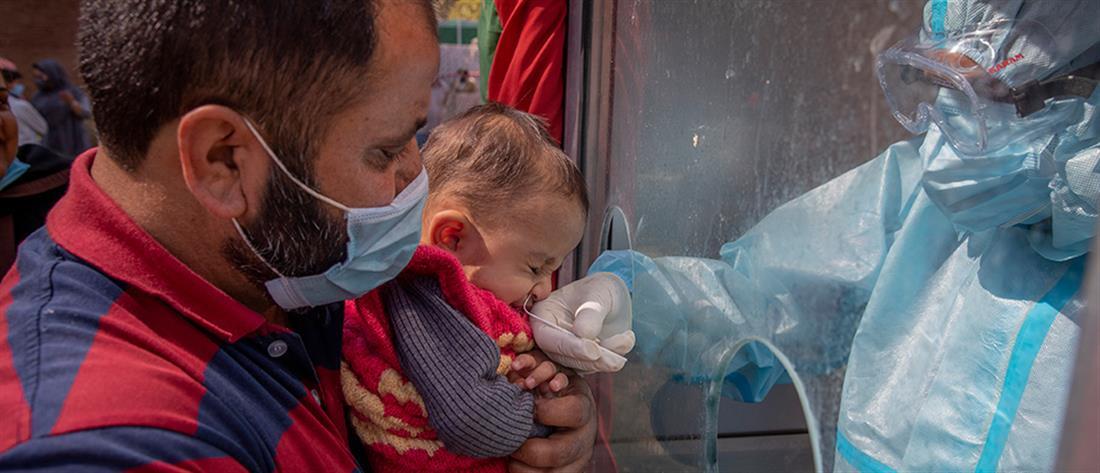 Κορονοϊός - Ινδία: Νέα τραγικό ρεκόρ σε θανάτους και κρούσματα