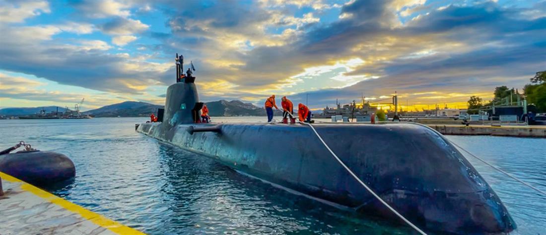 """Πολεμικό Ναυτικό: Εντυπωσιακές εικόνες από την άσκηση """"Περισκόπιο"""""""