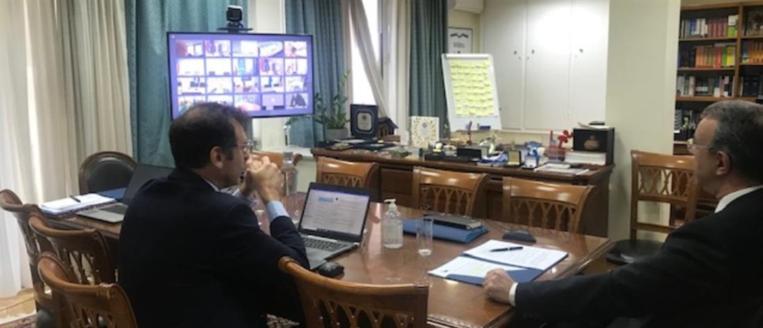 Κορονοϊός: το Eurogroup αναμένει κατευθύνσεις από τη Σύνοδο Κορυφής για να ανακοινώσει μέτρα