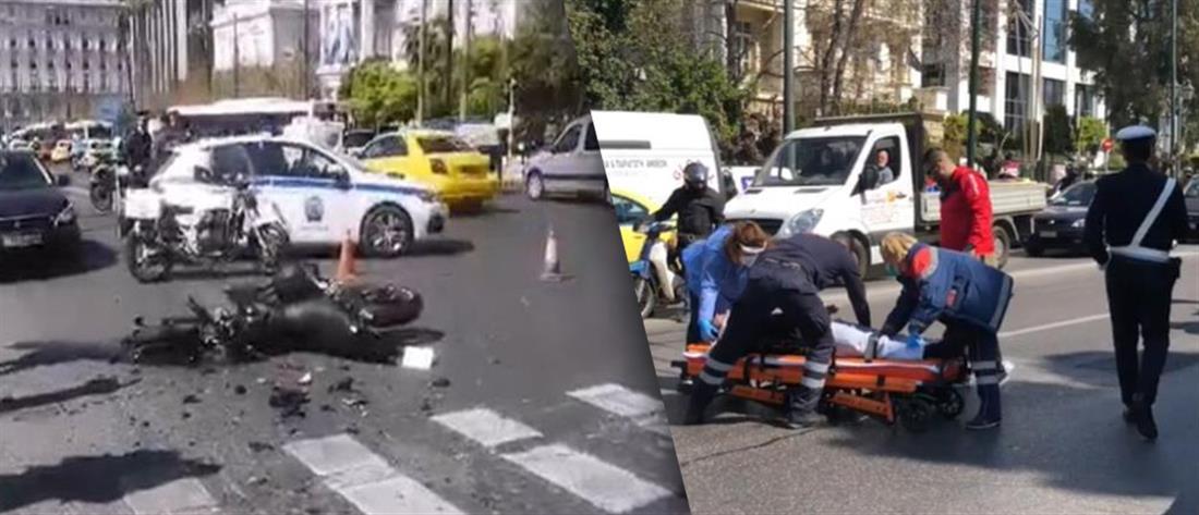 Τροχαίο στη Βουλή: Ποινική δίωξη στον αστυνομικό