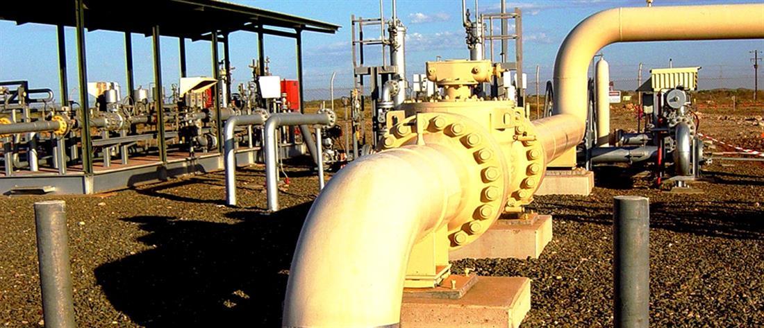 Αγωγός - Φυσικό Αέριο