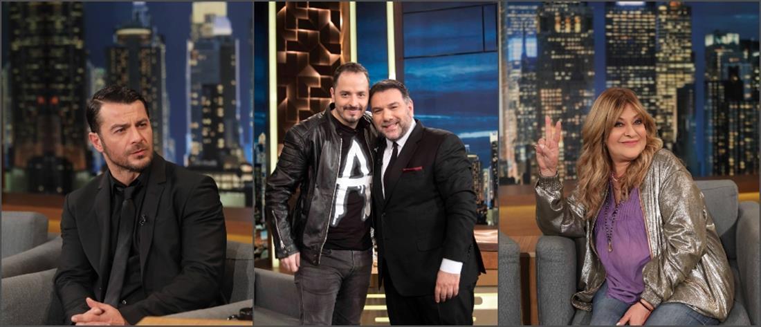 """""""The 2Night Show"""": εκλεκτοί καλεσμένοι την Πέμπτη (εικόνες)"""