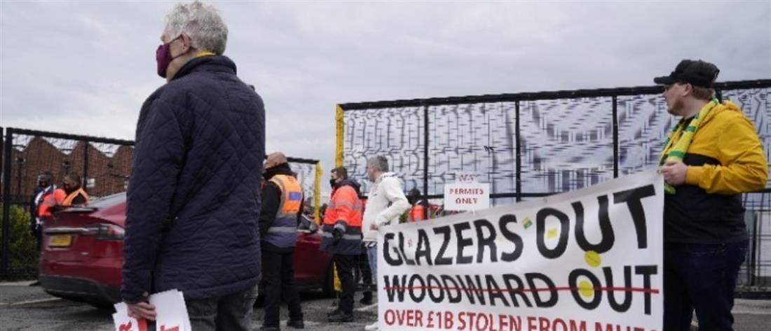 Μάντσεστερ Γιουνάιτεντ – Λίβερπουλ: αναβολή λόγω εισβολής οπαδών!