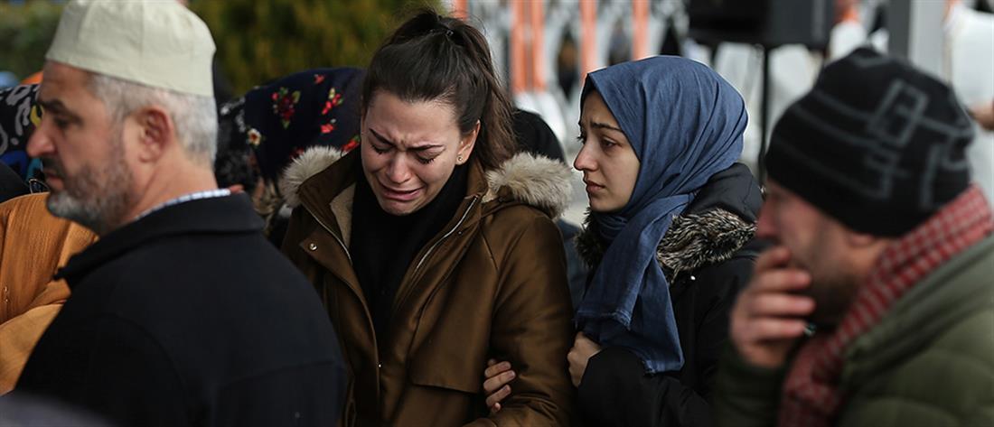 Δεν έχει τέλος η τραγωδία στην Κωνσταντινούπολη