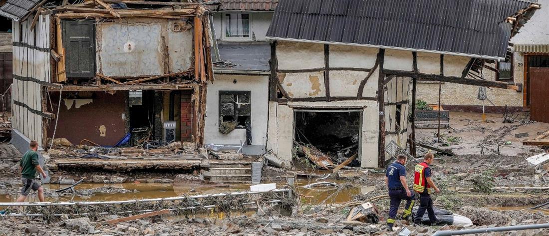Γερμανία - Πλημμύρες: συναγερμός για νέες βροχοπτώσεις