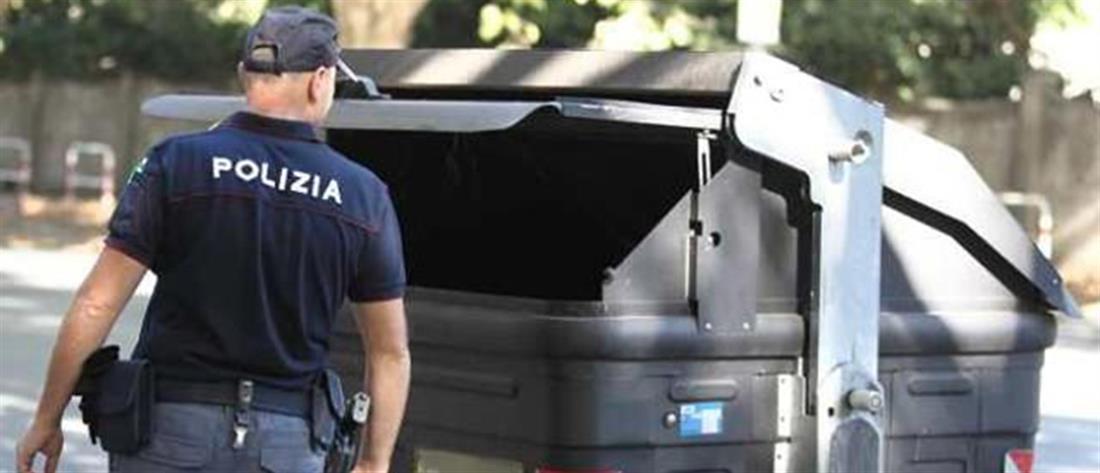 Γυναικείες γάμπες βρέθηκαν σε κάδο απορριμμάτων (βίντεο)