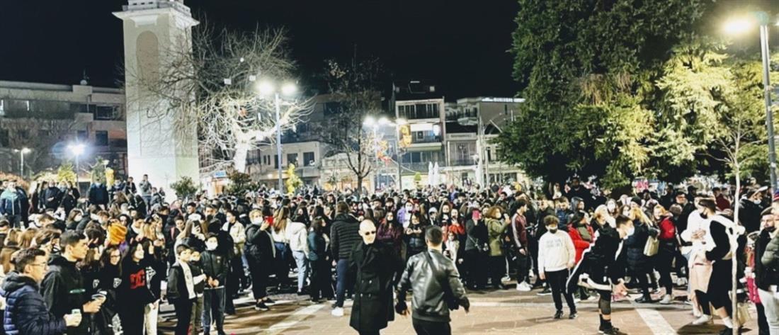 """Ράπτη: Υγειονομική """"βόμβα"""" οι συναθροίσεις για το Καρναβάλι"""