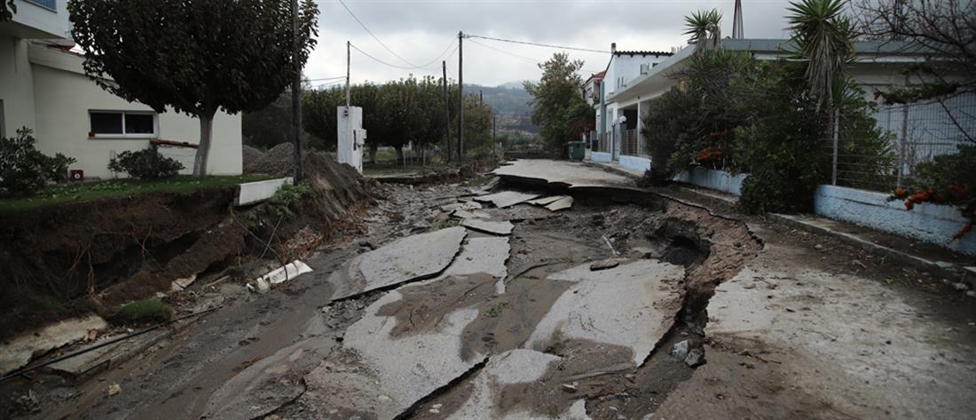 Βόρεια Εύβοια - Τριαντόπουλος: έκτακτοι πόροι για αντιπλημμυρικά