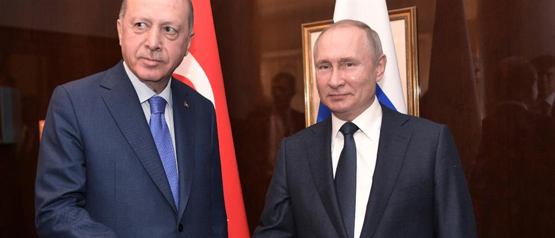 """Πρόταση """"βόμβα"""" του Πούτιν παραγκωνίζει την Τουρκία στο Λιβυκό"""