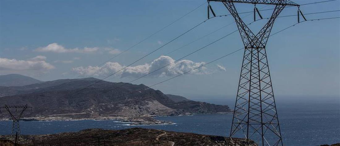 Μητσοτάκης: Πραγματικότητα η ηλεκτρική διασύνδεση Κρήτης – Πελοποννήσου