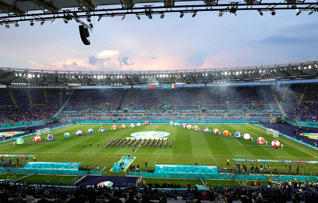 AP - EURO 2020 - ΤΕΛΕΤΗ ΕΝΑΡΞΗΣ