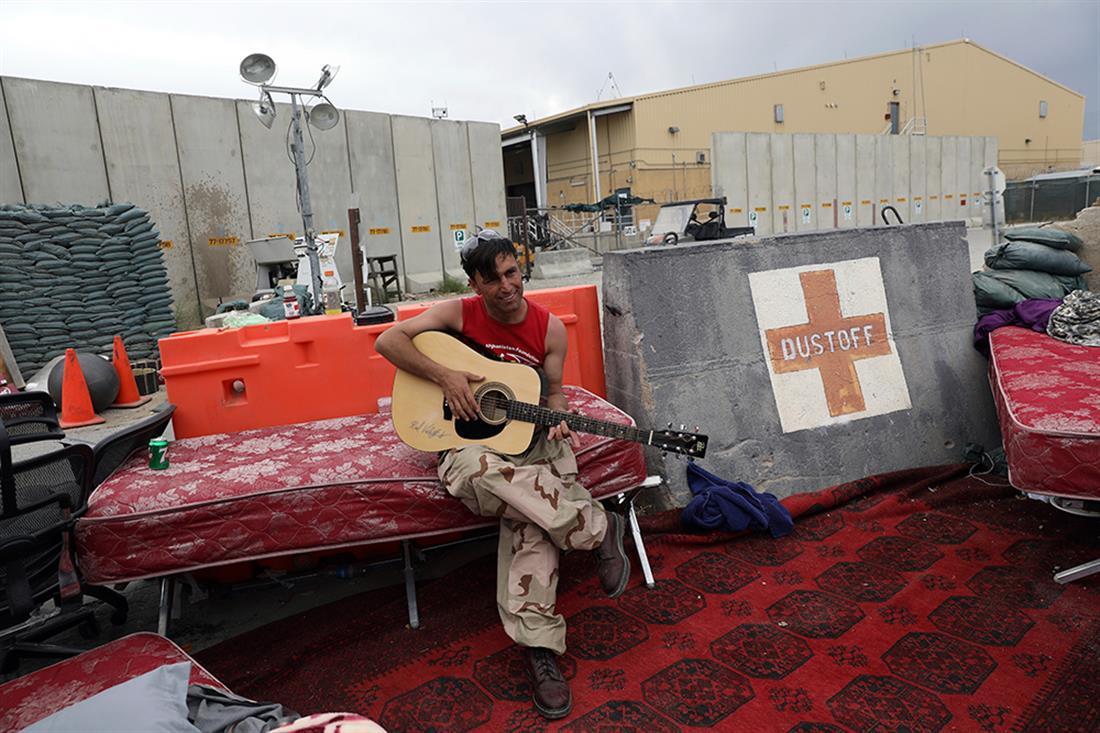 AP - Αφγανιστάν - ΗΠΑ