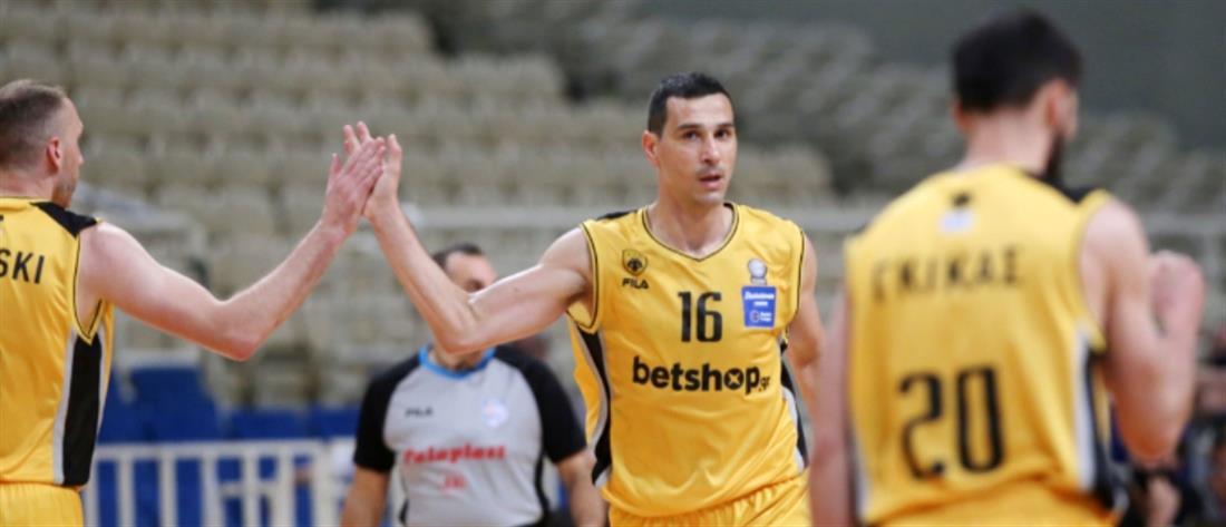 Basket League: Προκρίθηκε η ΑΕΚ, φωνάζει ο ΠΑΟΚ