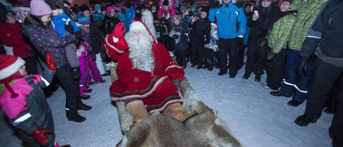 """Κορονοϊός: """"Θύμα"""" της πανδημίας και… ο Άγιος Βασίλης"""