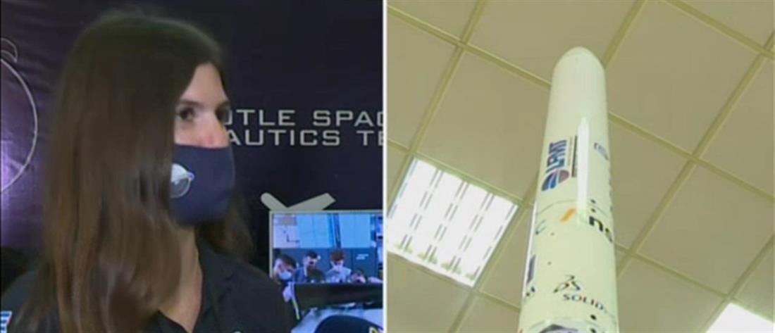 ΔΕΘ: φοιτητές του ΑΠΘ δημιουργούν πύραυλο για το διάστημα