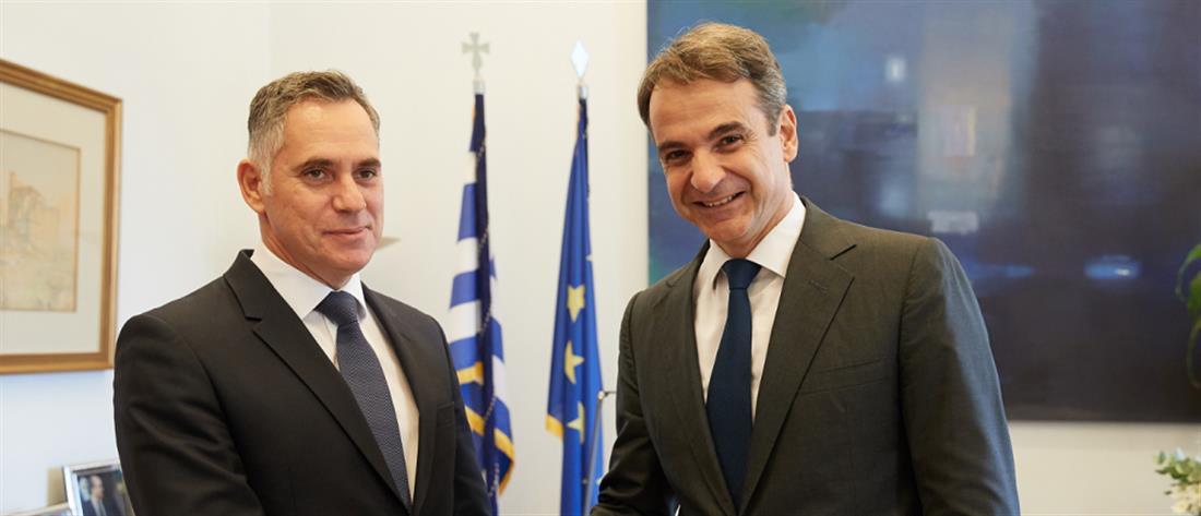 Μητσοτάκης για Κυπριακό: προϋπόθεση η απόσυρση των κατοχικών στρατευμάτων
