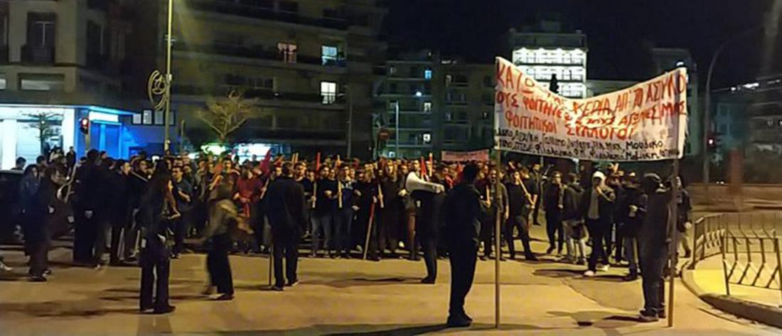 Θεσσαλονίκη - επεισόδια