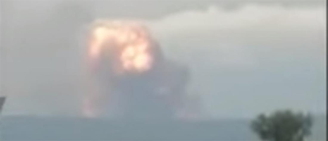 Σιβηρία: Φονική έκρηξη σε στρατιωτική μονάδα