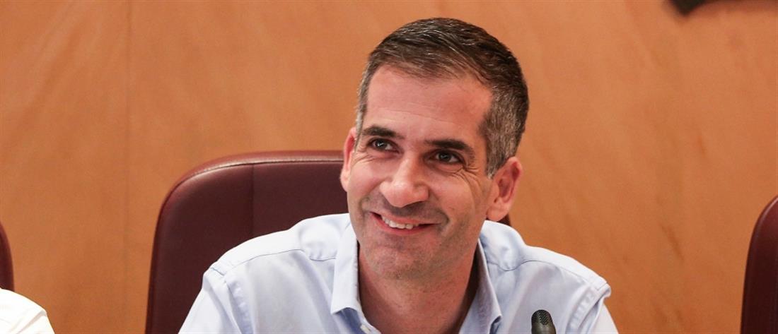 """Κώστας Μπακογιάννης: Το """"κλειδί"""" των Τιράνων στο Δήμαρχο Αθηναίων"""