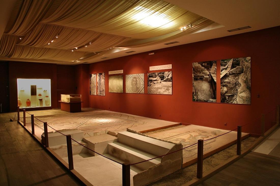 Αρχαιολογικο Μουσείο Μυτιλήνης