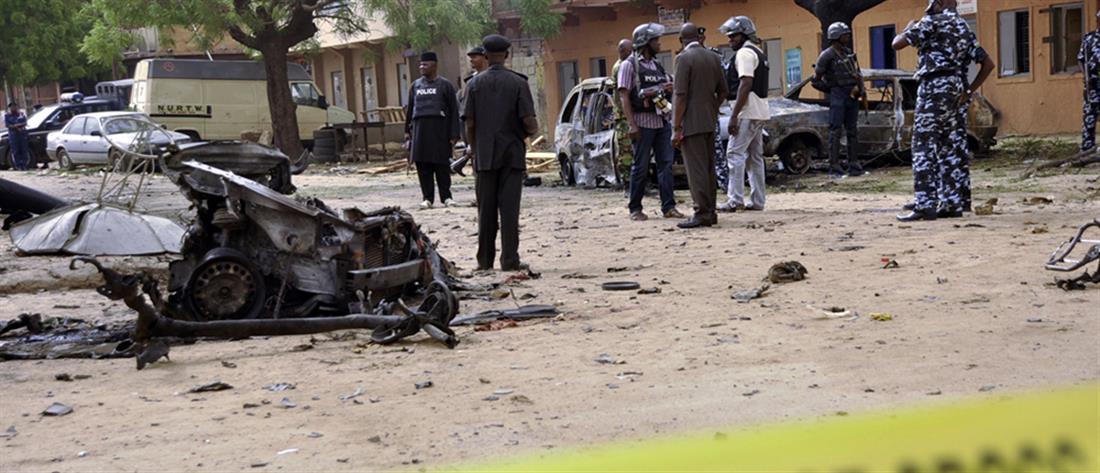 Νιγηρία: Δύο καμικάζι αυτοκτονίας σκόρπισαν τον θάνατο