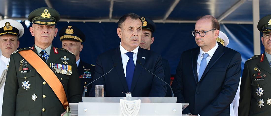 Παναγιωτόπουλος: Κύπρος και Ελλάδα αντιμετωπίζουν κοινές προκλήσεις και απειλές