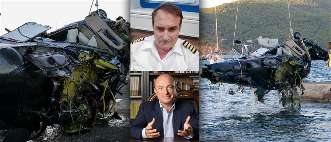 Γιός νεκρού πιλότου στον ΑΝΤ1: μου μιλούσε συχνά για τα καλώδια στον Πόρο (βίντεο)