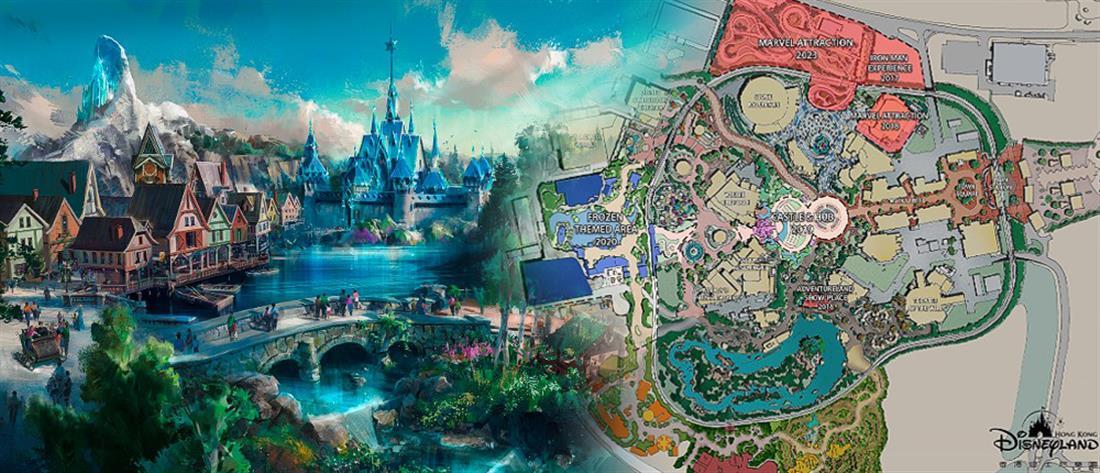 Σαγκάη: η Disneyland ανοίγει ξανά τις πύλες της, αλλά...