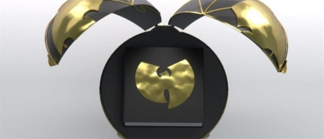 """Wu-Tang Clan: Legacy"": Tο σπανιότερο βιβλίο για το χιπ χοπ με βάρος 181 κιλά!"