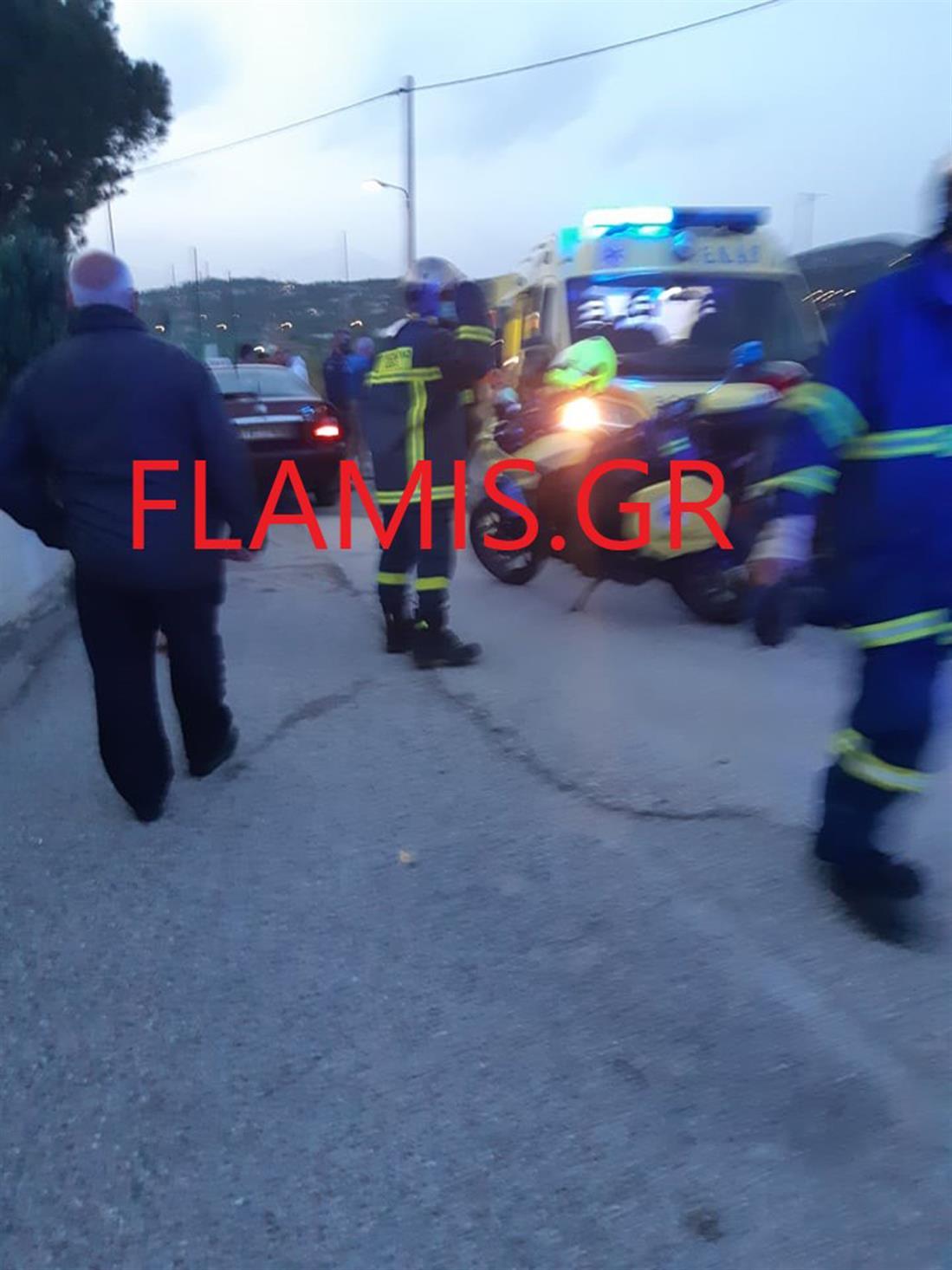 ΠΑΤΡΑ -  ταξιτζής - Ρομά - τραυματρισμός