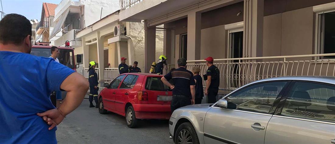 Έκρηξη σε σπίτι από χύτρα ταχύτητας (εικόνες)