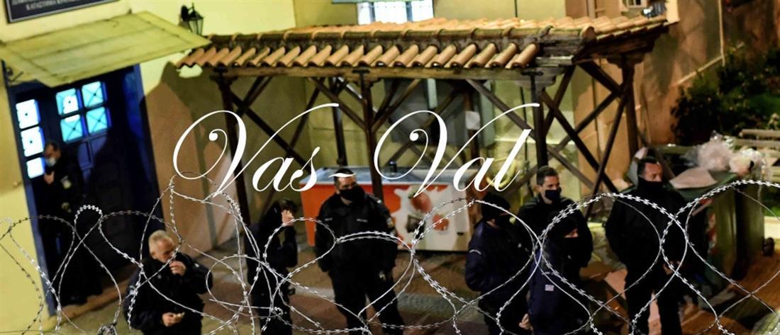 Φυλακές Κορίνθου - ένταση