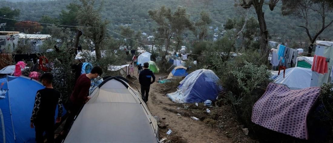 Μυτιλήνη: Πάνω από 20000 οι αιτούντες άσυλο