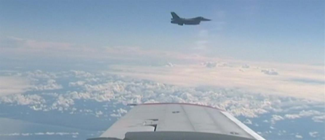 TASS: ρωσικά μαχητικά αναχαίτισαν πολεμικό αεροσκάφος του ΝΑΤΟ
