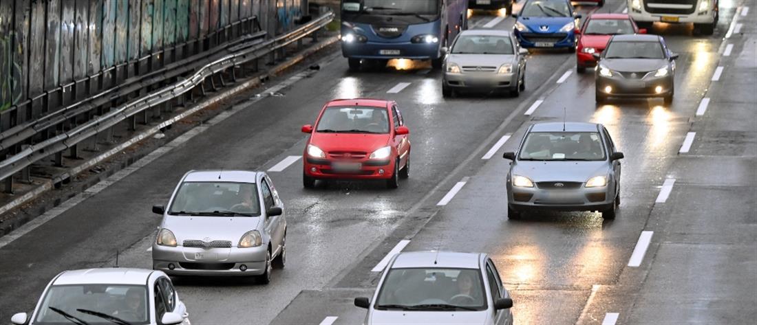 Κίνηση στους δρόμους: Αυξημένη η κυκλοφορία των οχημάτων τη Μ. Εβδομάδα σε σχέση με πέρσι