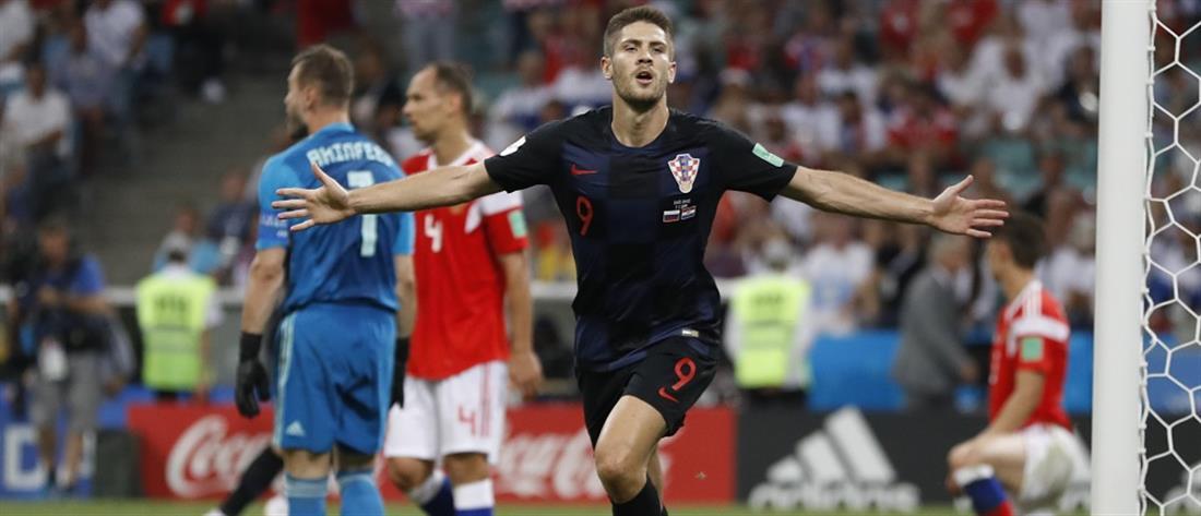 Πρόκριση στα πέναλτι για την Κροατία