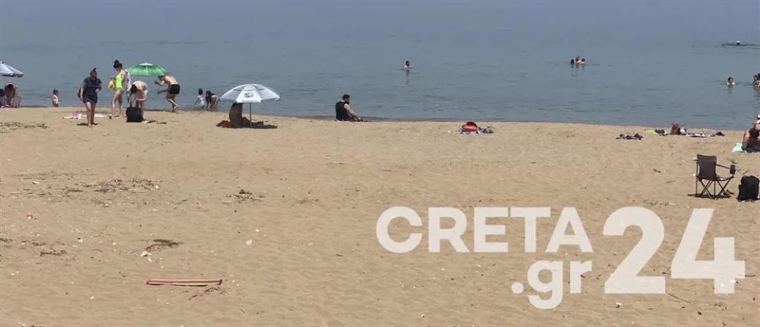 Πάσχα στις παραλίες για τους Κρητικούς