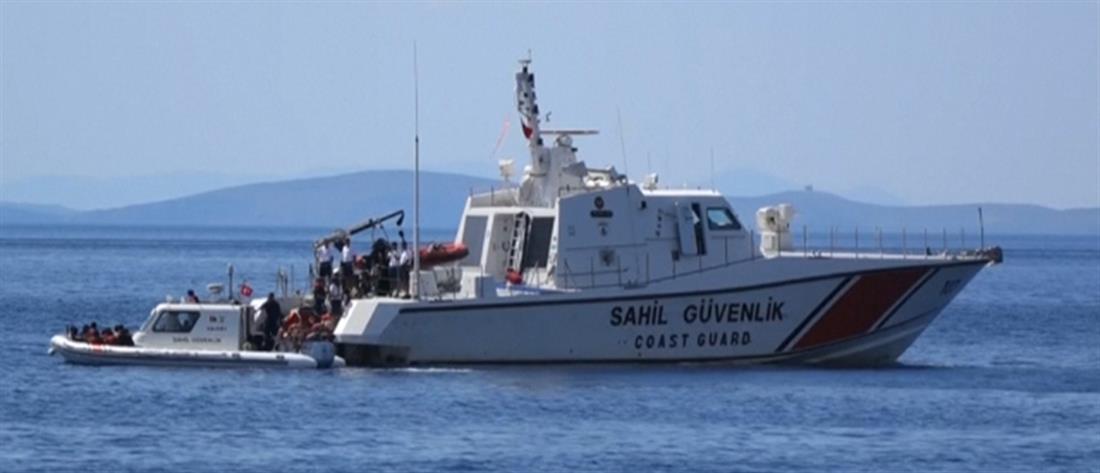 Συνελήφθησαν εκατοντάδες μετανάστες που θα ερχόντουσαν στην Ελλάδα (βίντεο)